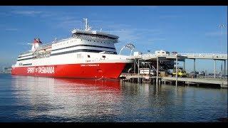 By Spirit of Tasmania II Melbourne to Devonport