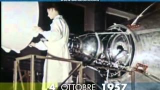 4 ottobre 1957 L'Unione sovietica invia in orbita lo Sputnik 1