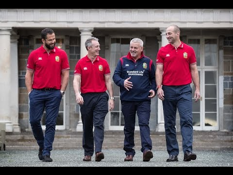 Exclusive: The Lions 2017 Coaching Team