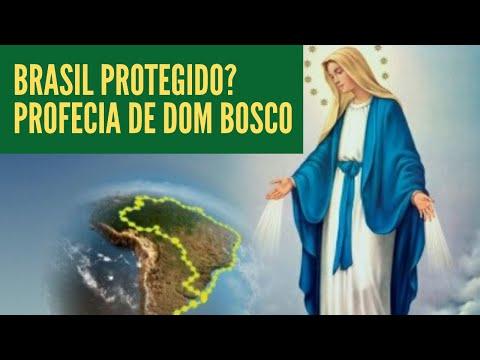 BRASIL Protegido? Incrível Profecia De DOM BOSCO