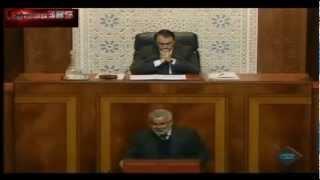رسالة بنكيران للجزائر وإسبانيا