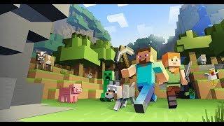 Random player Minecraft & Roblox gameplay not fime btw