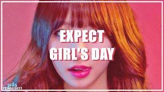[K-Pop] Girl's Day (걸스데이) - Expect (PT-BR)