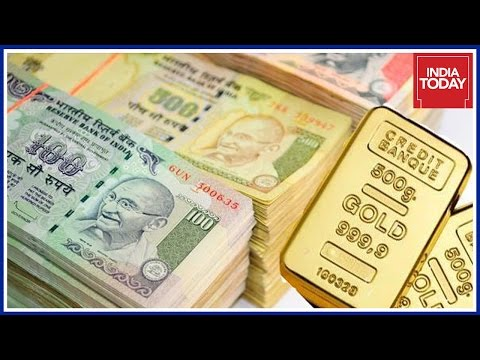 Money hoaders Buy Gold In Bulk After Note Ban