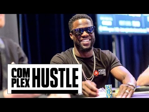 Kevin Hart Is Making Poker Cool & Sexy