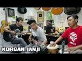 (Guyon Waton) Korban Janji - Nathan Fingerstyle Gitar Cover + Kendang & Bass