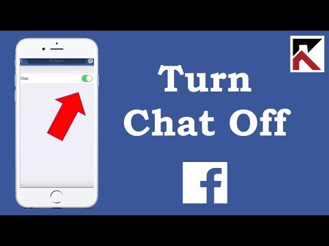 How To Turn Chat Off In Facebook App | UPDATE!