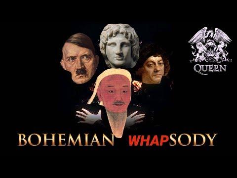 Bohemian WHAPsody (AP World History Parody of Bohemian Rhapsody)