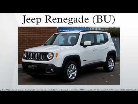 Jeep Renegade (BU)