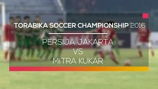 Video Gol Pertandingan Persija Jakarta vs Mitra Kukar