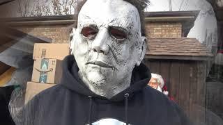 Michael Myers Halloween Movie Mask
