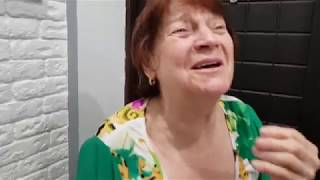 Реакция мамы на результат