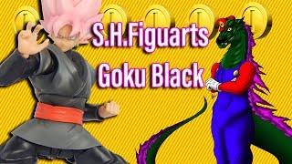 S.H.Figuarts Goku Black Review