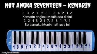 Not Pianika Seventeen - Kemarin