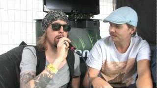 Urbaanilegendan haastattelu Blockfesteiltä 2011
