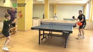 11-летний теннисист Михаил Молоков готовится к турниру всероссийского уровня