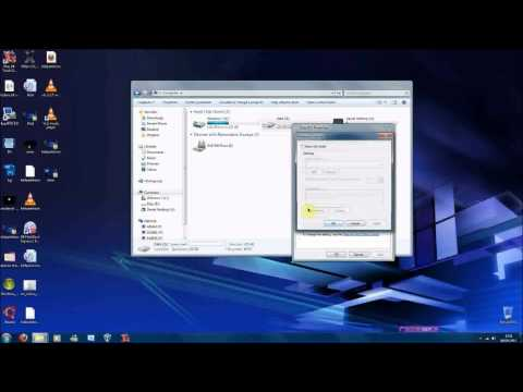 How to share Hard Disk Drives On Windows 7, 8 or Vista