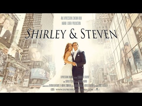 Shirley and Steven | Jewish Wedding at The Pierre in Manhattan, NY | Expressions Cinema