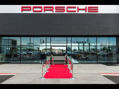 Take a Video Tour of the Porsche Experience Center Los Angeles