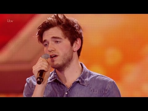 The X Factor UK 2015 S12E11 6 Chair Challenge - Guys - Simon Lynch Full Clip