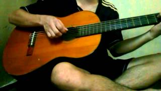 Giá Như Có Thể ôm ai Và Khóc guitar cover