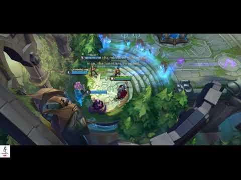 [LOL Mobile] Trùm cuối tốc chiến Darius một bổ một mạng vét sạch team - Pentakill hụt cực đáng tiếc