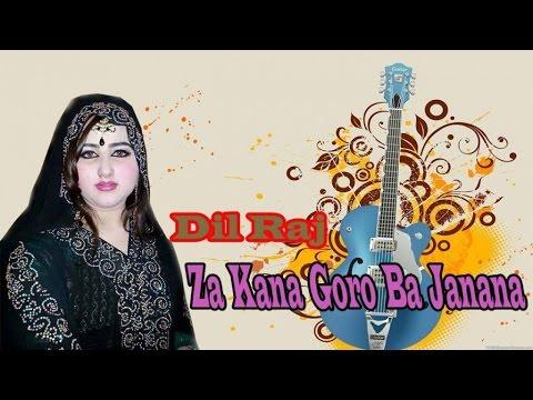 Dil Raj - Za Kana Goro Ba Janana