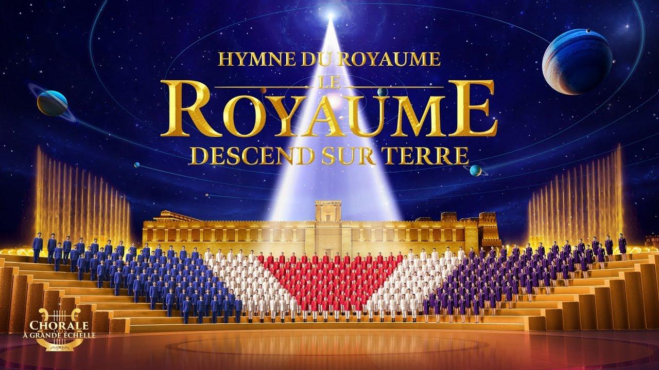 Chorale gospel « Hymne du royaume : Le royaume descend sur terre »