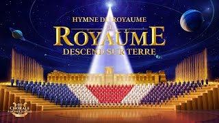 Chorale gospel « Hymne du royaume : Le royaume descend sur terre » louange et adoration chrétienne