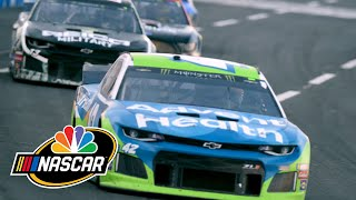 NASCAR Cup Series Monster Energy Open | EXTENDED HIGHLIGHTS | 5/18/19 | Motorsports on NBC
