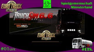 "[""Gameplay"", ""deutsch"", ""german"", ""Let's Play"", ""Lets"", ""Play"", ""gaming"", ""Gaming"", ""Angezockt"", ""Free2Play"", ""kostenloses PC Spiel"", ""MünsterlandTV"", ""Münsterland TV"", ""LKW"", ""Spedition"", ""Transport Gesellschaft"", ""ETS 2"", ""ATS"", ""Truck Simulation"", ""on"