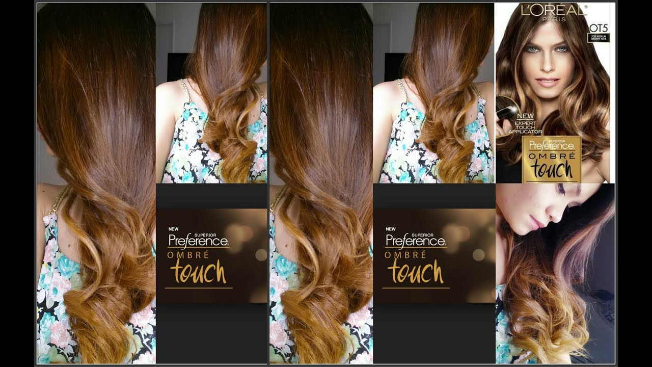 DIY  Preference Ombré Touch by LOréal Paris