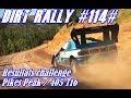 Dirt Rally #114# Résultats challenge Pikes Peak / 405 Turbo 16