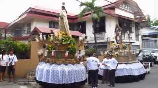 Good Friday Procession 2012 @ Binan, Laguna, Philippines.