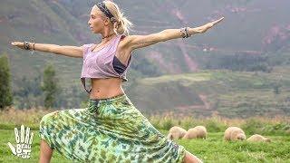 Intermediate Power Yoga ♥ Tone, Strengthen, & Challenge Yourself | Urubamba