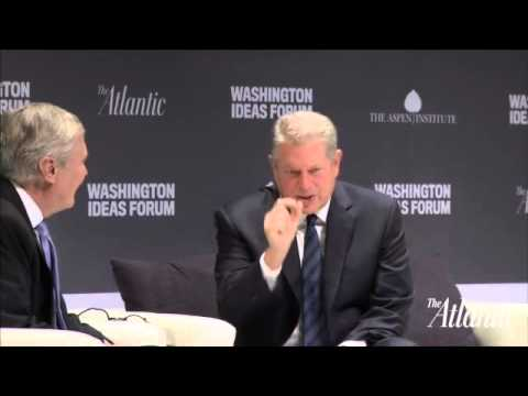 Al Gore / Washington Ideas Forum