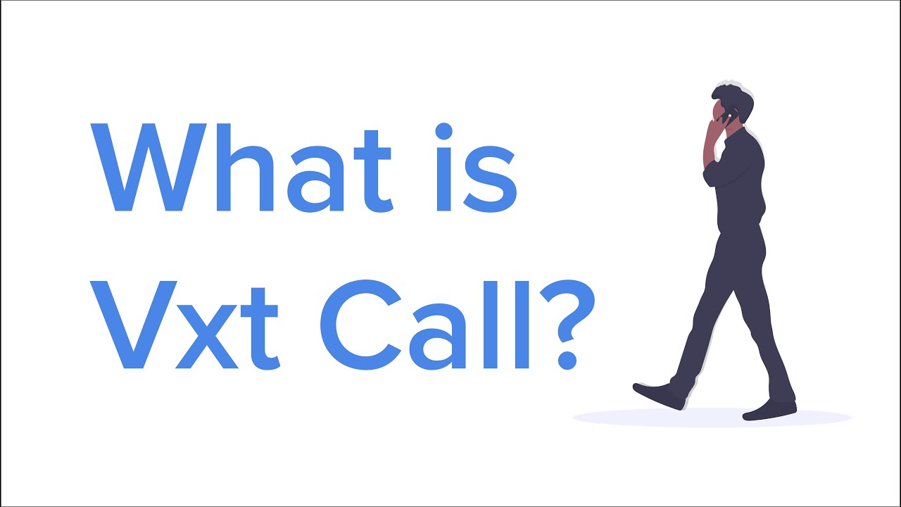 Vxt Call is here! Make smarter phone calls.