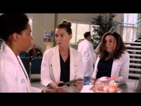 Grey's Anatomy 12x03 Meredith, Amelia, Maggie - YouTube