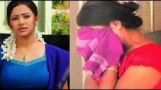 Telugu Actress Divya Sri caught for prostitution