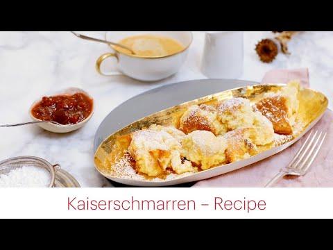 How to make Kaiserschmarren - Recipe