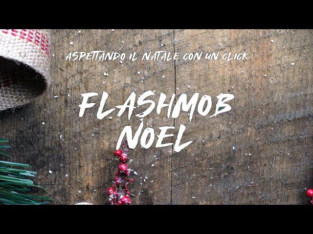 Aspettando il Natale con un click | Flashmob