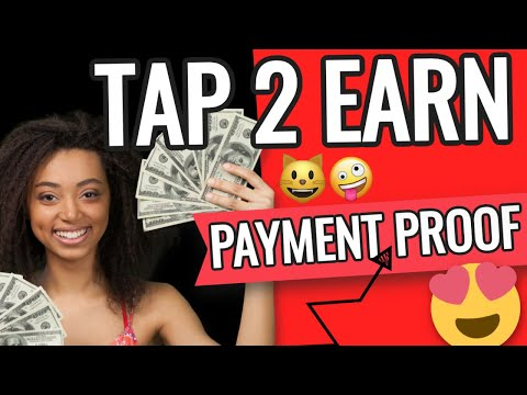 Tap2Earn Payment Proof Reviews -- SCAM Or Legit? Tap2Earn.co