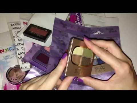 Pound Shop Makeup Haul BARGAINS!!!