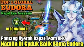 Insane Mage | Natalia Ngak Berkutik Kena Eudora - Top 1 Global Eudora Rapid Eye Assassin