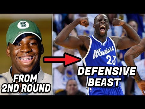 From 2nd Round Pick to ALL NBA DEFENSIVE SUPERSTAR! The Draymond Green Story