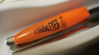 Mascara Review: Rimmel Scandal Eyes mascara