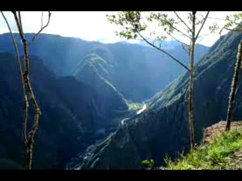 Ecuador Indians - Mystical force