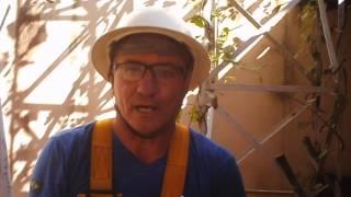 Como instalar Antena UHF em torres