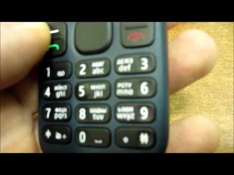 Обзор Nokia 100