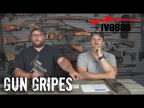 "Gun Gripes #128: ""Springfield and Rock River Sellout IL Gun Owners?"""